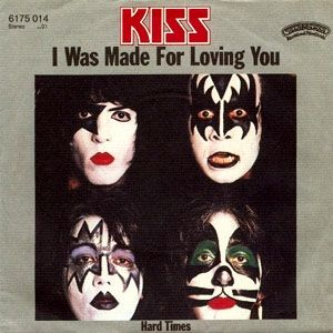 KISS - I Was Made For Lovin' You [Official Music Video ...
